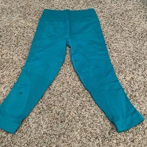 lululemon athletica Pants - Lululemon Zone In Crop